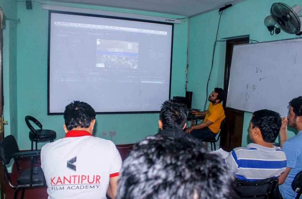 Visual Editing Workshop - 2018